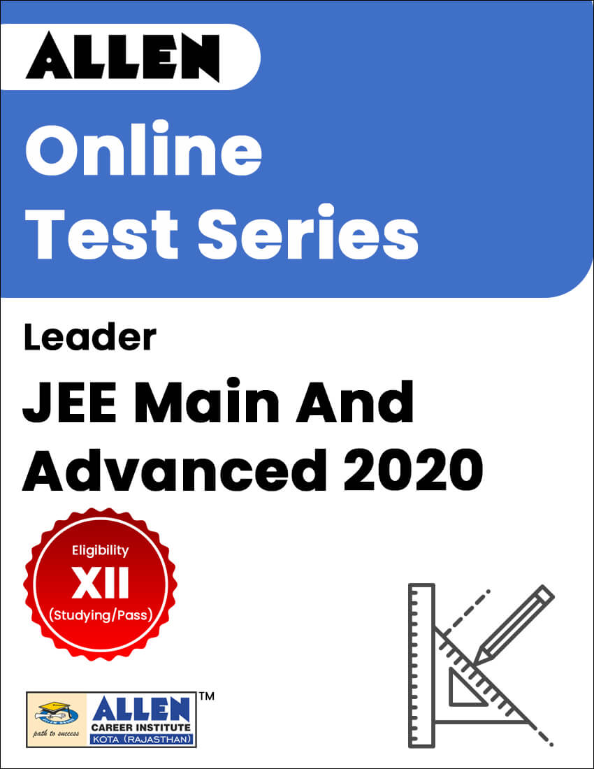 IIT JEE(JEE Advanced)2020 Online Test Series, Free Mock