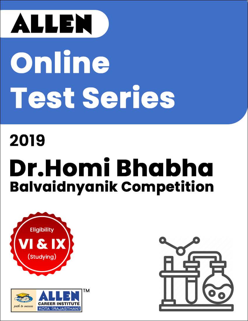 Dr. Homi Bhabha Balvaidnyanik Competition