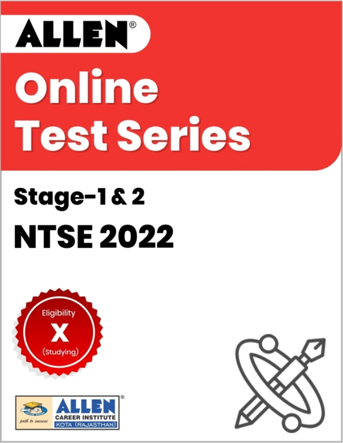 Online Test Series for NTSE 2022 Stage-I and II